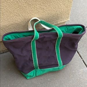 Lands End Beach Tote